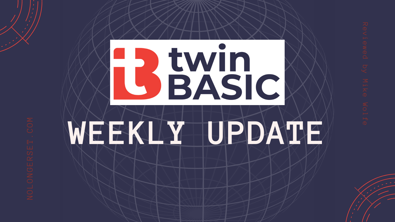 twinBASIC Update: May 9, 2021
